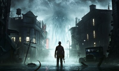 The Sinking City Key Art