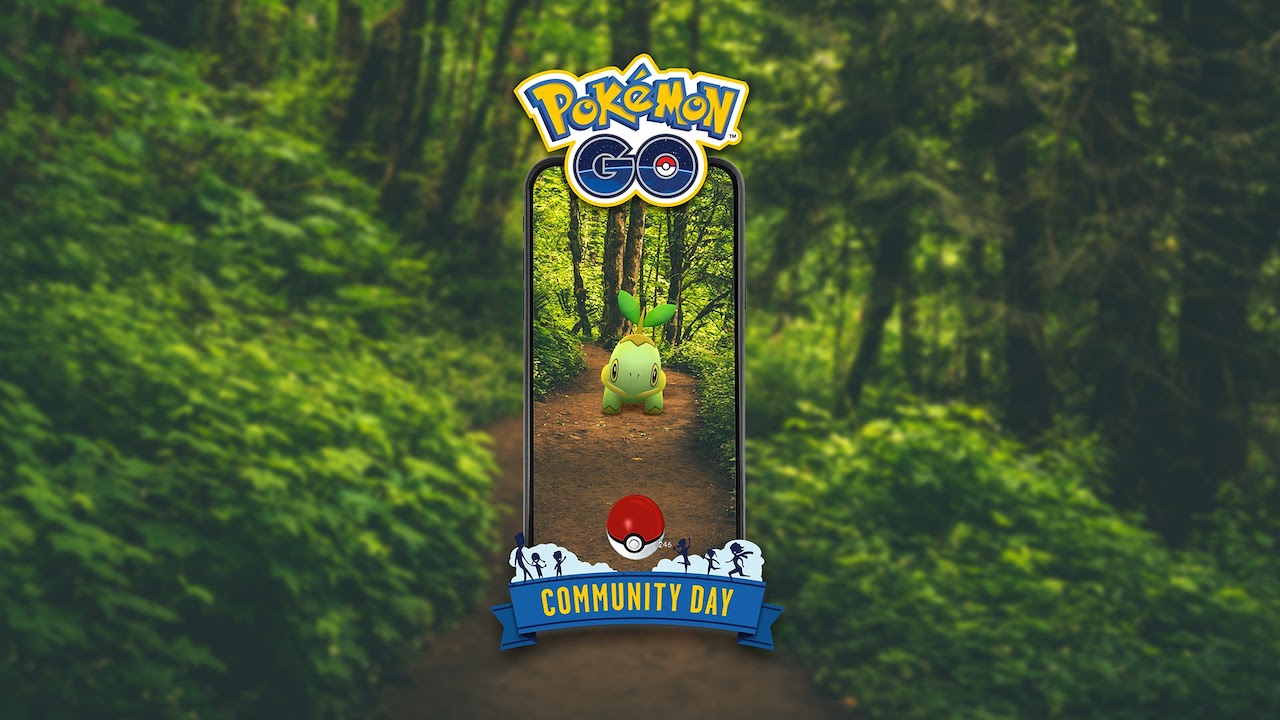 Turtwig Pokémon GO Screenshot