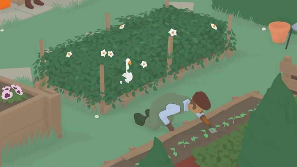 Untitled Goose Game Screenshot 13