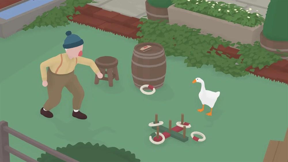 Untitled Goose Game Screenshot 2