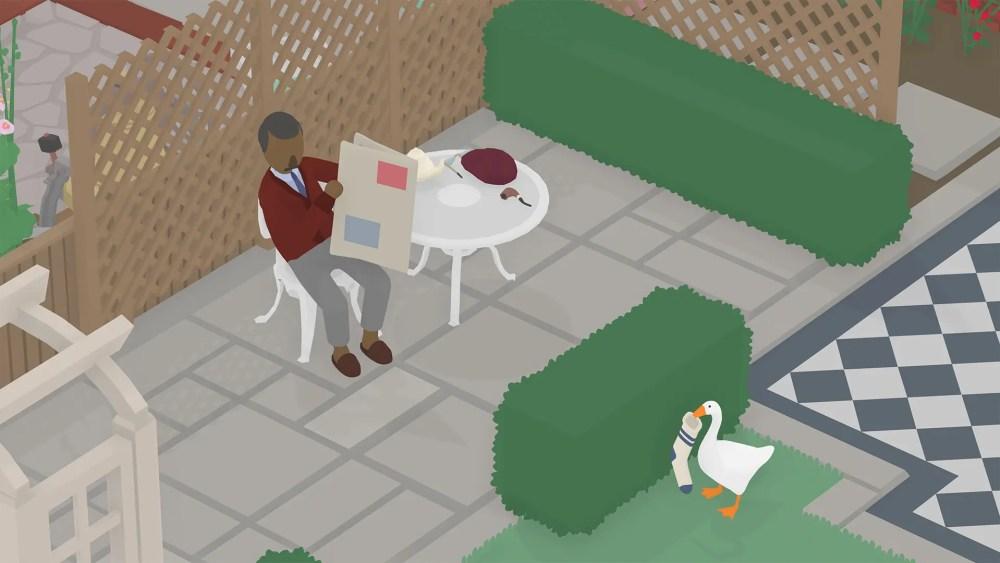 Untitled Goose Game Screenshot 4