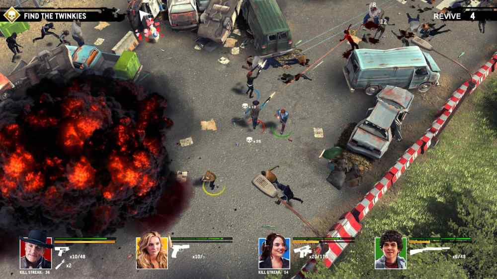Zombieland: Double Tap - Road Trip Screenshot 2