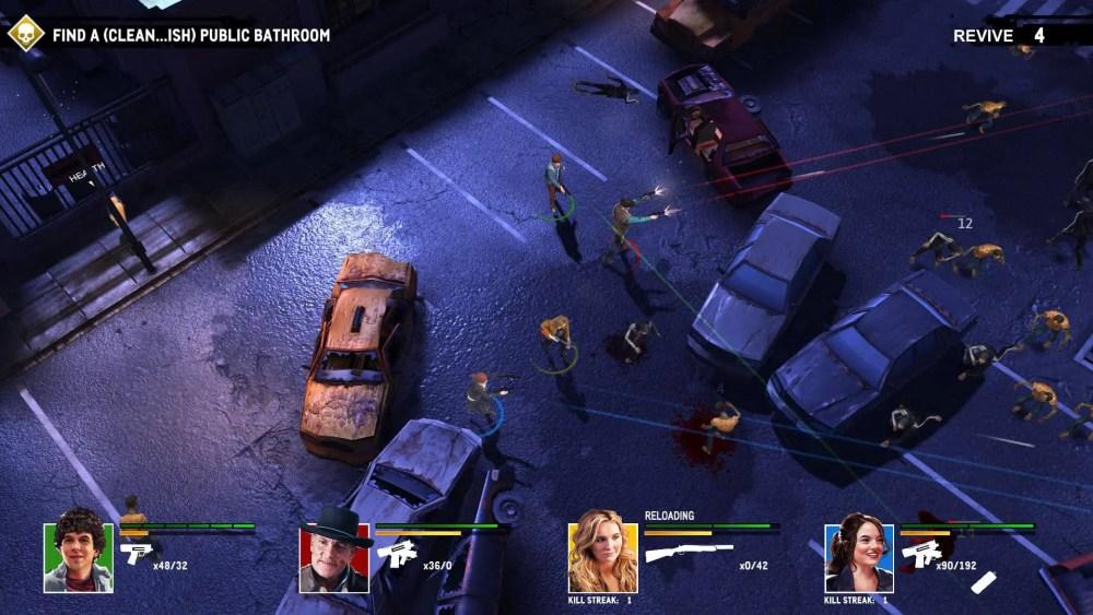 Zombieland: Double Tap - Road Trip Screenshot 4