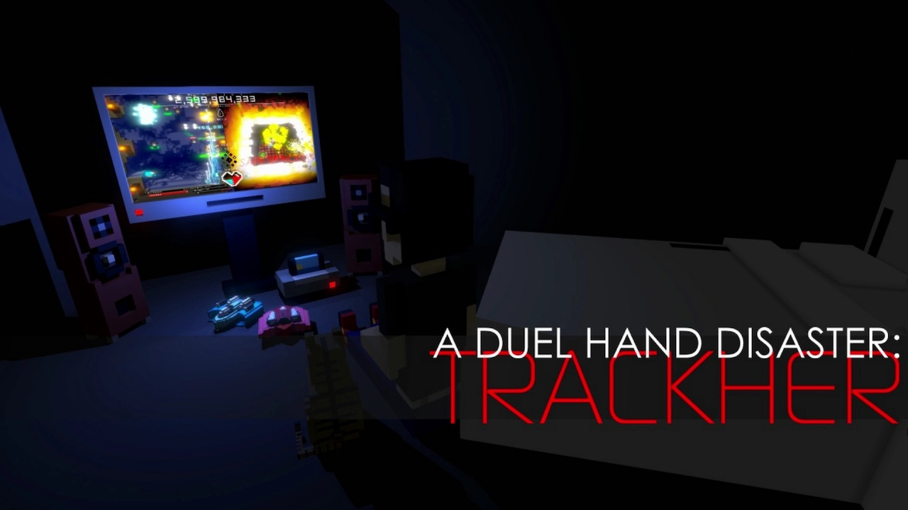 A Duel Hand Disaster: Trackher Out On Nintendo Switch This