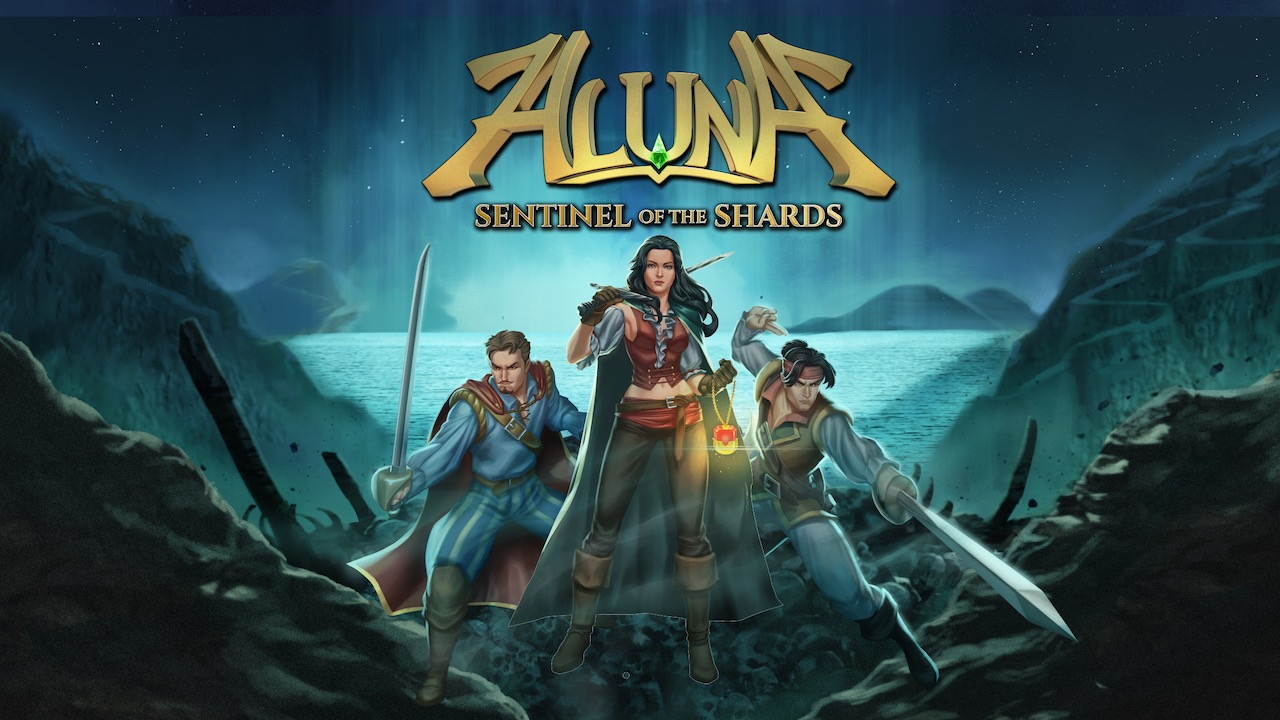 Rpg Games 2020.Action Rpg Aluna Sentinel Of The Shards Coming To Nintendo