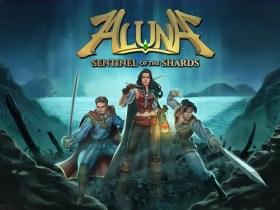 Aluna: Sentinel Of The Shards Logo