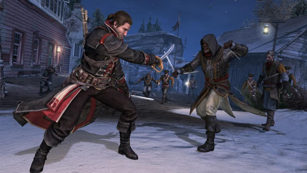 Assassin's Creed: The Rebel Collection Screenshot 5