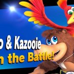 Banjo and Kazooie Super Smash Bros. Ultimate Screenshot