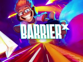 Barrier X Logo