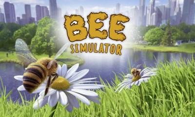 Bee Simulator Logo