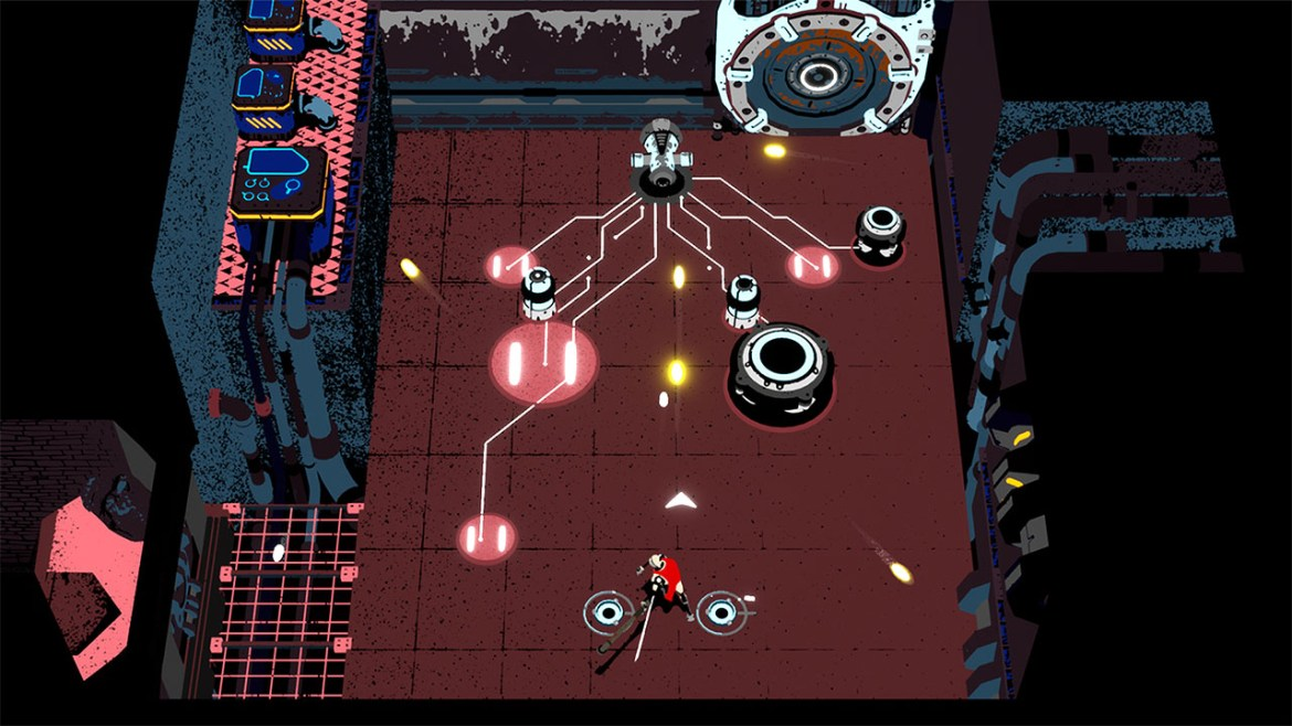Creature In The Well Review Screenshot 2