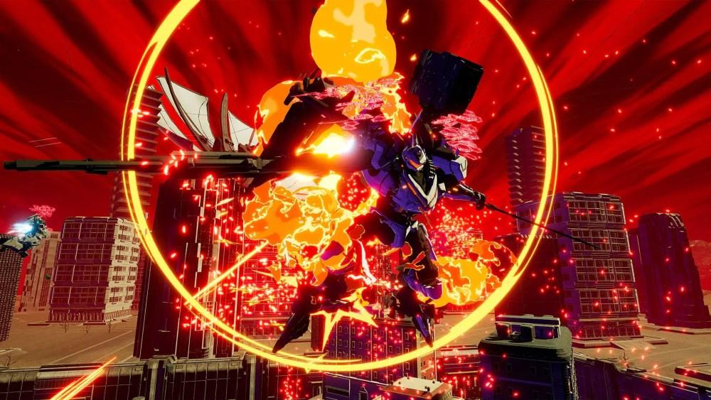 Daemon X Machina Review Screenshot 4