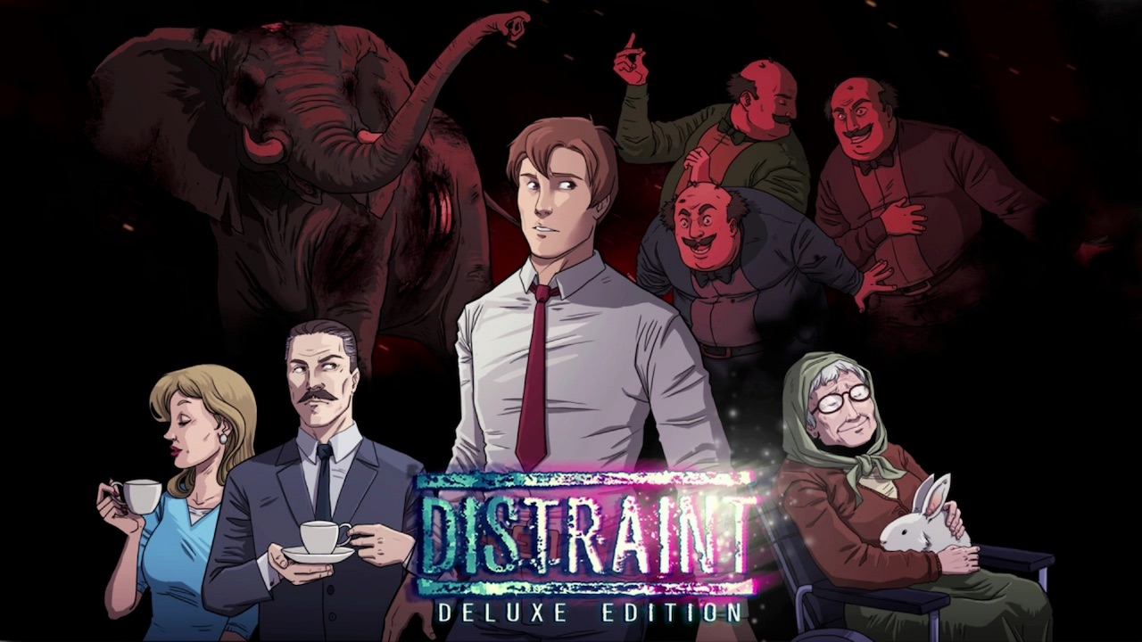 Distraint Deluxe Edition Logo