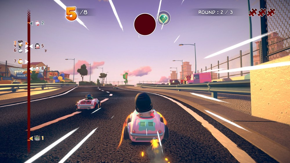 Garfield Kart Furious Racing Screenshot September 2019 2