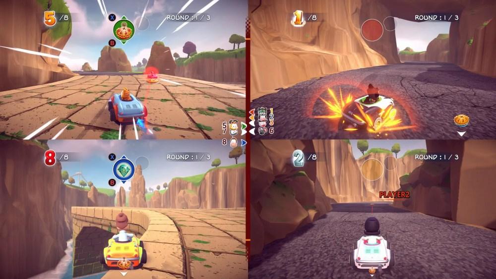 Garfield Kart Furious Racing Screenshot September 2019 8