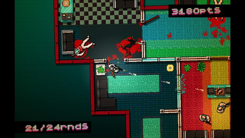 Hotline Miami Collection Review Screenshot 1