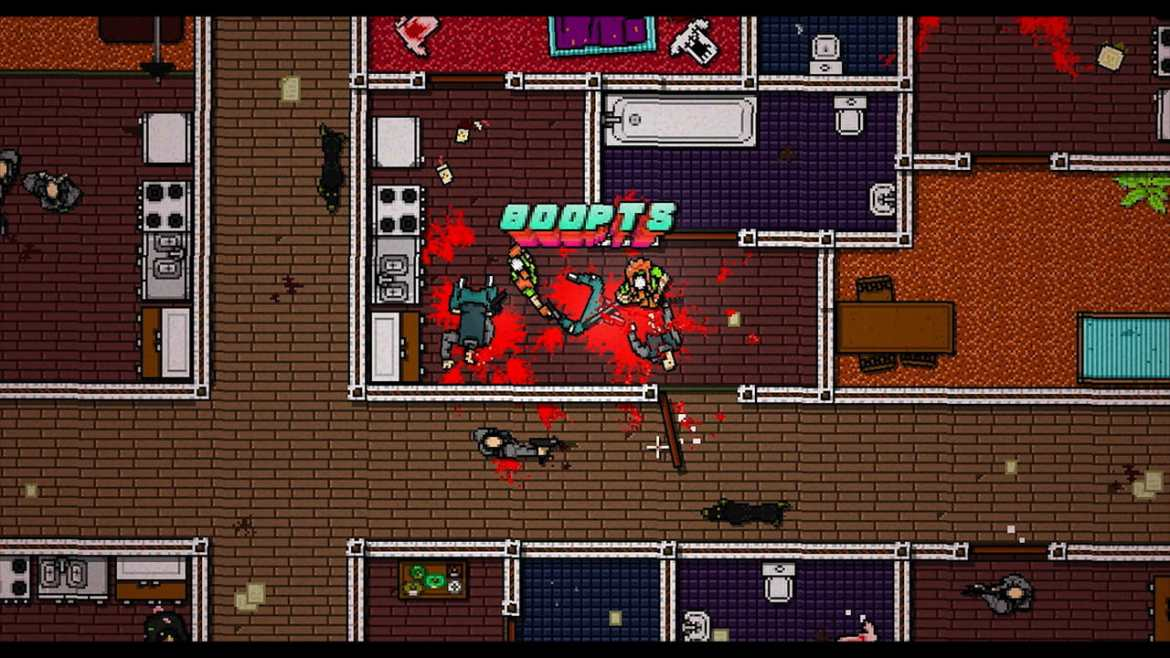 Hotline Miami Collection Review Screenshot 3