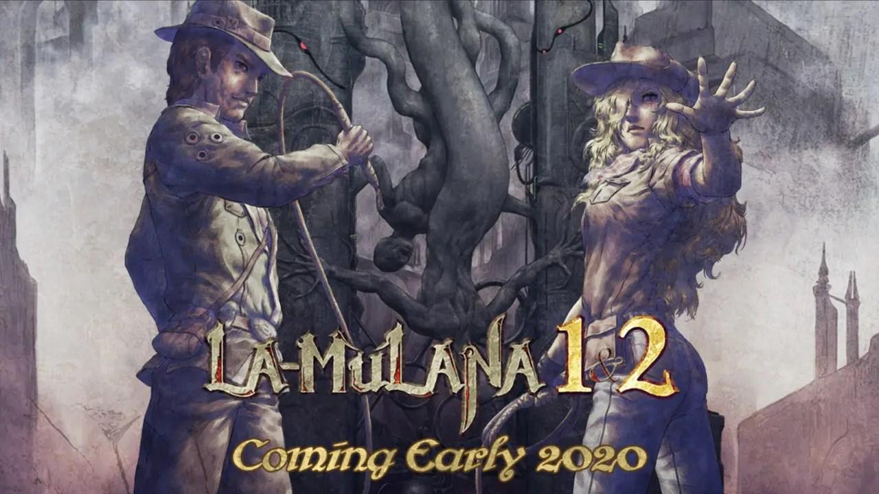 La-Mulana 1 And 2 Logo