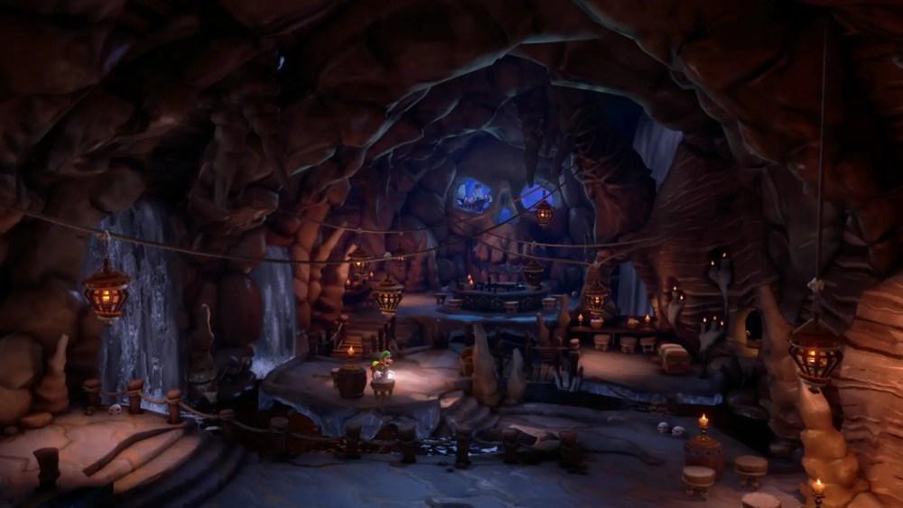 Luigi's Mansion 3 The Spectral Catch Screenshot 1