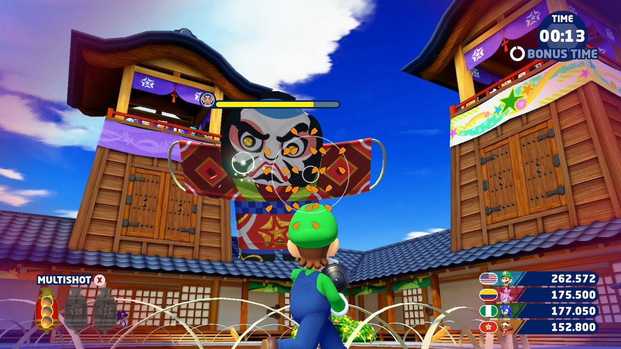 Mario And Sonic At The Olympic Games Tokyo 2020 Dream Event Screenshot
