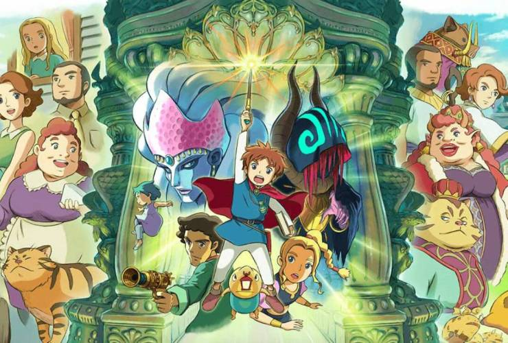 Ni No Kuni: Wrath Of The White Witch Review Header