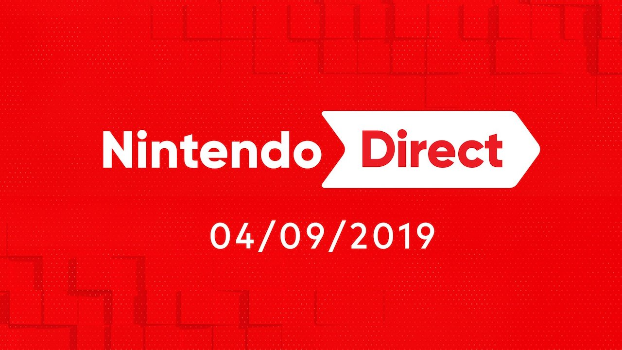 Nintendo Direct September 2019 Logo