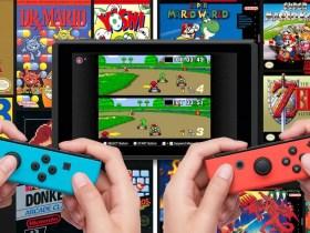 Nintendo Switch Online SNES Games Screenshot