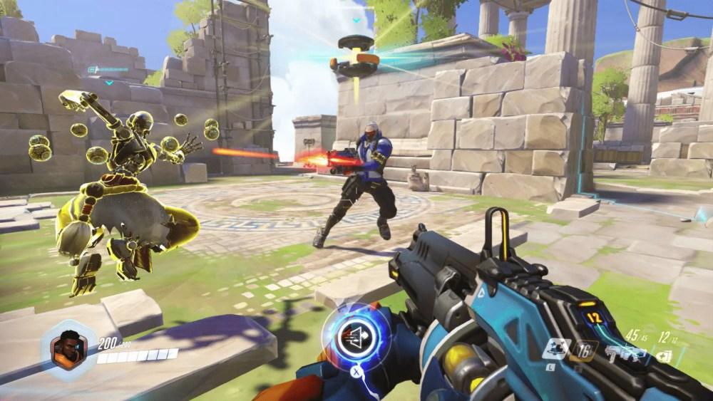Overwatch Nintendo Switch Screenshot 1