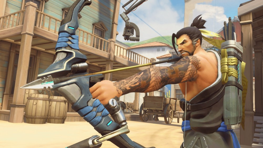 Overwatch Nintendo Switch Screenshot 7