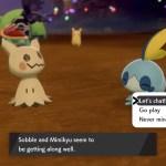 Pokémon Camp Pokémon Sword And Shield Screenshot