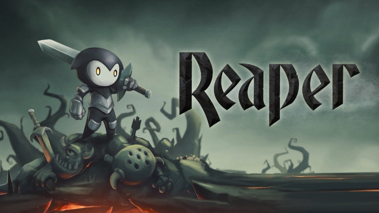 Reaper: Tale Of A Pale Swordsman Logo