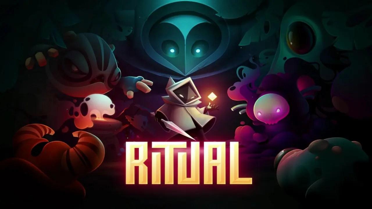 Ritual: Sorcerer Angel Logo