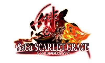 SaGa: Scarlet Grace Ambitions Logo