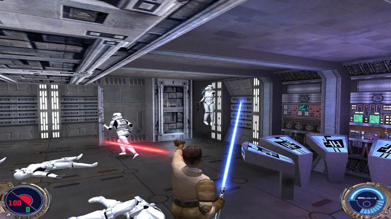 Star Wars Jedi Knight II: Jedi Outcast Screenshot 2