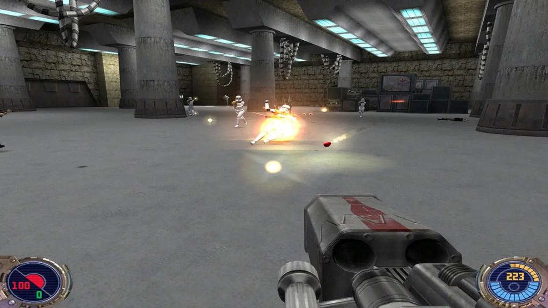 Star Wars Jedi Knight II: Jedi Outcast Screenshot 3