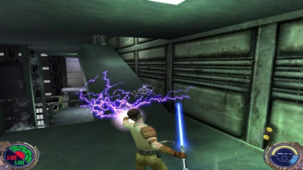 Star Wars Jedi Knight II: Jedi Outcast Screenshot 4