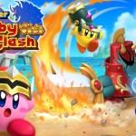 Super Kirby Clash Logo
