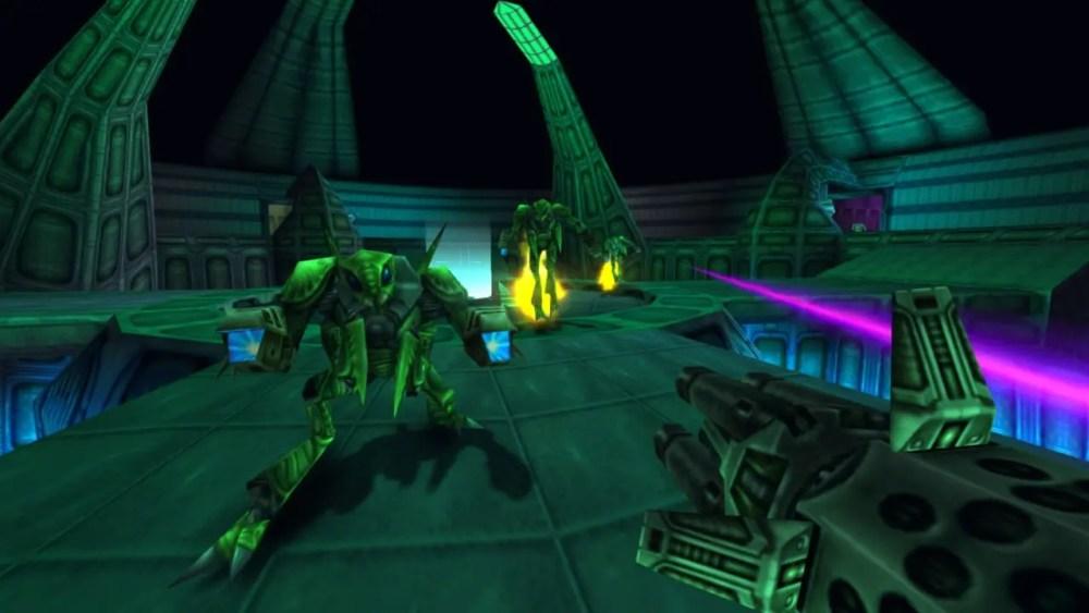 Turok 2: Seeds Of Evil Review Screenshot 2