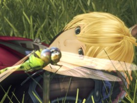 Xenoblade Chronicles: Definitive Edition Screenshot