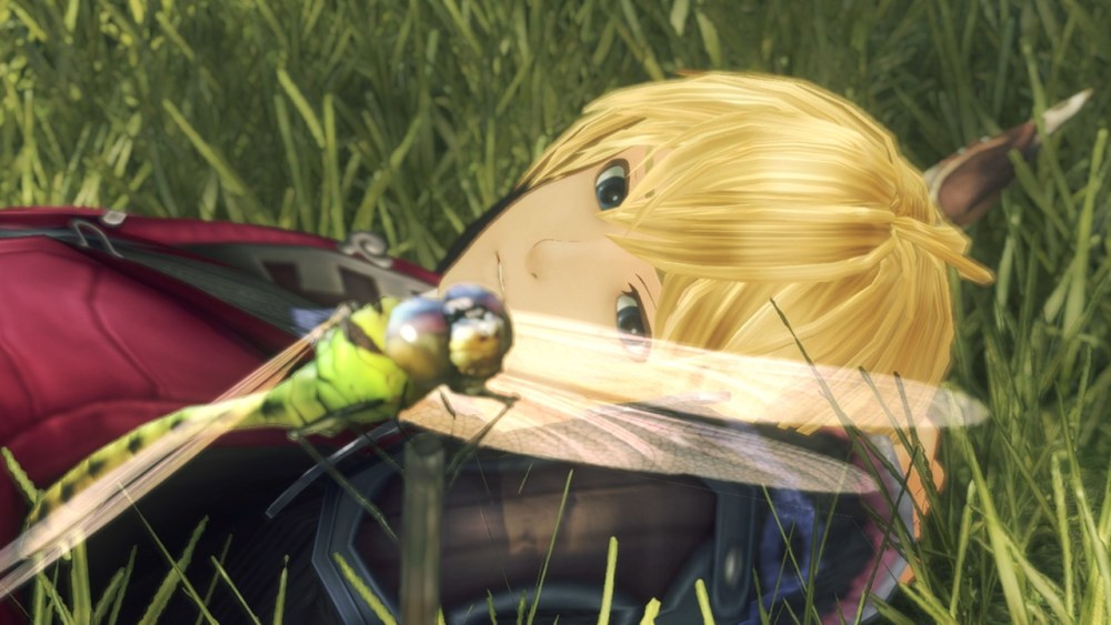 Xenoblade Chronicles: Definitive Edition Screenshot 1