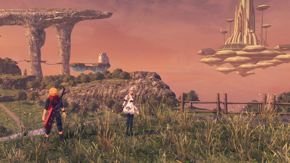 Xenoblade Chronicles: Definitive Edition Screenshot 10