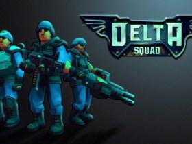 Delta Squad Logo