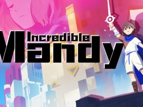Incredible Mandy Logo