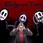 Just Ignore Them Logo