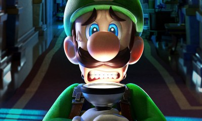 Luigi's Mansion 3 Review Header