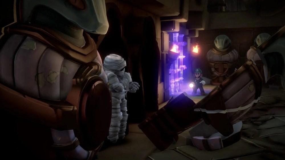 Luigi's Mansion 3 Review Screenshot 2