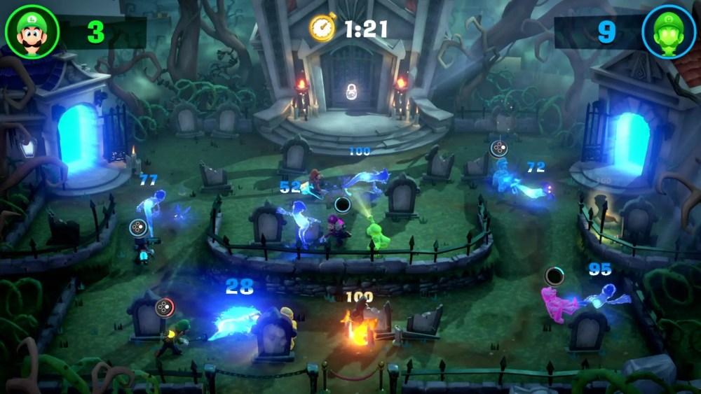 Luigi's Mansion 3 Review Screenshot 6