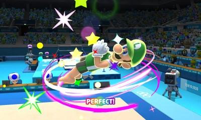 Mario And Sonic At The Olympic Games Tokyo 2020 Luigi Screenshot