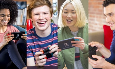 Nintendo Switch Lifestyle Photo