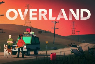 Overland Review Header